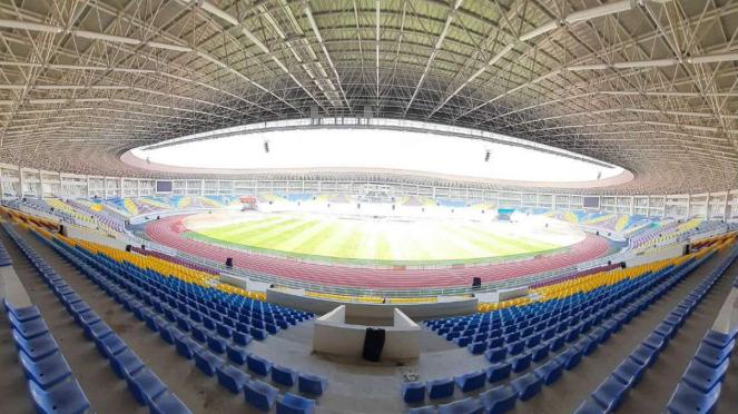 Stadion Manahan Solo, Jawa Tengah.