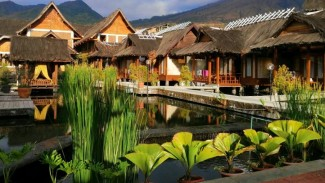 Pengalaman Menginap di Kampung Sumber Alam Resort Garut Jawa Barat