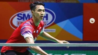 Tunggal Putra Indonesia, Jonatan Christie.