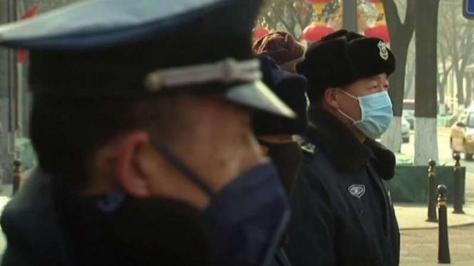 Konsidi Kota Wuhan usai Corona COVID-19 menyerang.