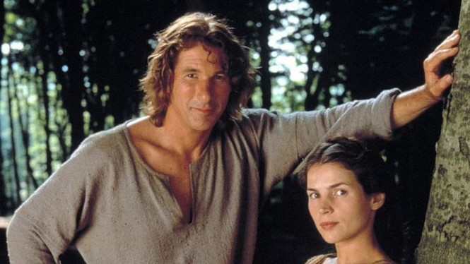 Richard Gere dalam First Knight.