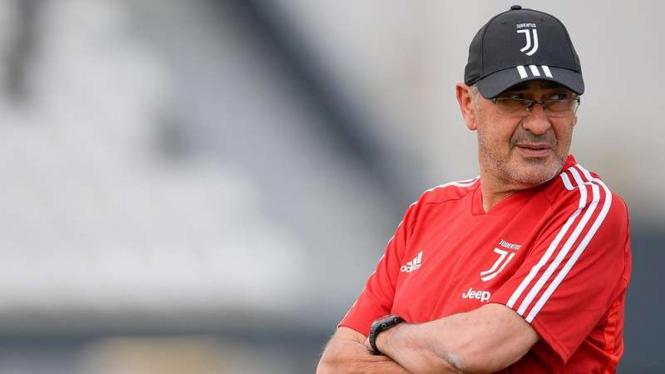 Pelatih Juventus, Maurizio Sarri