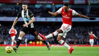 Pertandingan Arsenal vs Newcastle United