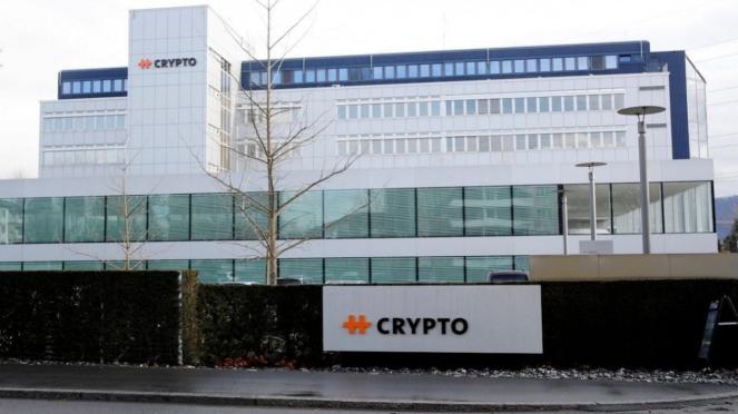 Perusahaan Crypto AG.