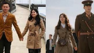 AHY dan Annisa Pohan, Son Ye Jin dan Hyun Bin.
