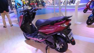 Suzuki Burgman Street 125 edisi 2020