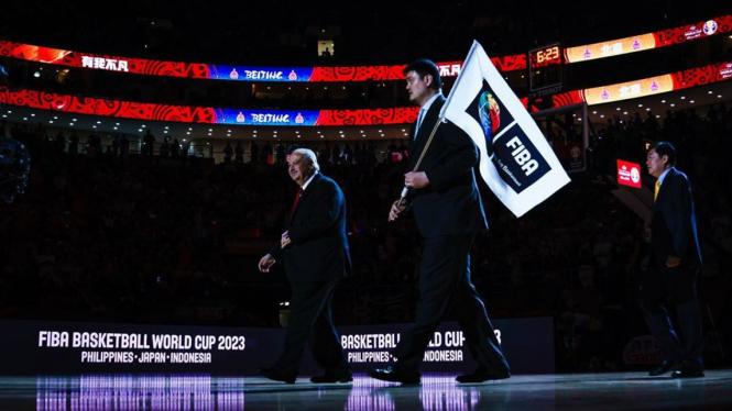 FIBA umumkan Indonesia salah satu tuan rumah Piala Dunia Basket 2023