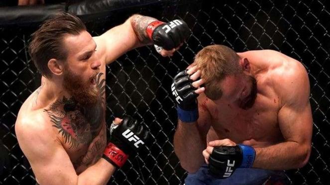 Duel Conor McGregor vs Donald Cerrone