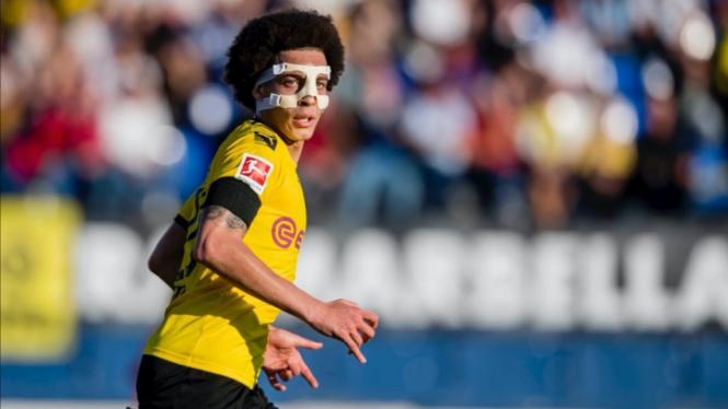 Pemain Borussia Dortmund, Axel Witsel