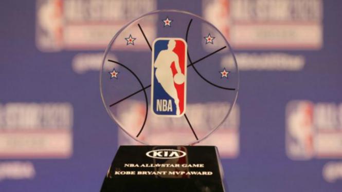 Trofi MVP Award NBA All Stars kini bernama Kobe Bryant