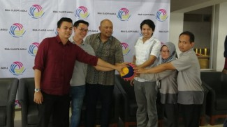 Jumpa pers jelang Liga Polo Air 2020.
