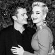Orlando Bloom dan Katy Perry.