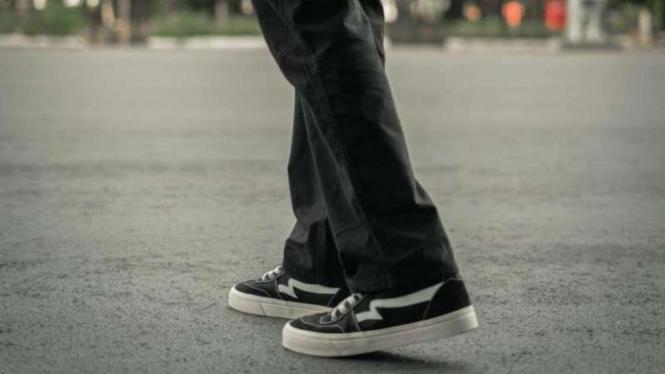 Sepatu olahraga ekstrim, QNBR Footwear.