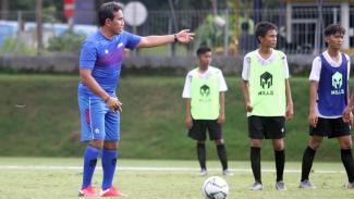 Timnas Indonesia U-16 TC di Yogyakarta