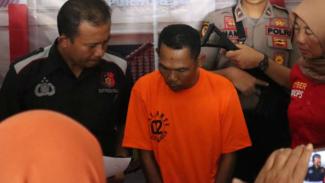 Buruh rongsok pemerkosa siswi SMK di Purworejo, Jawa Tengah.