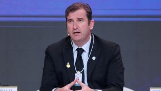 CEO Manchester CIty, Ferran Soriano