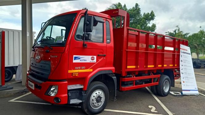 UD Trucks Kuzer RKE 150