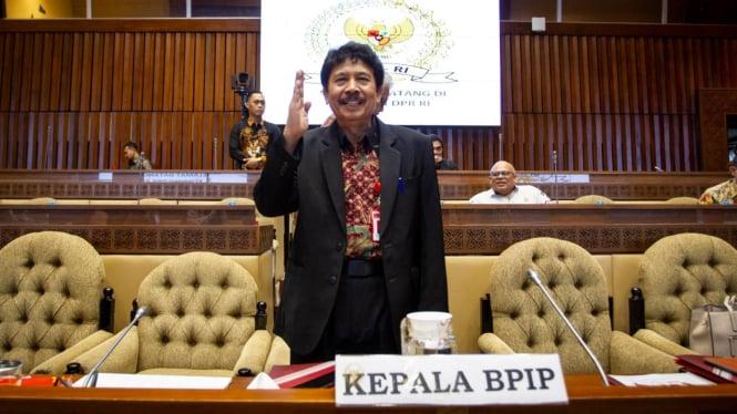 Kepala Badan Pembinaan Ideologi Pancasila (BPIP) Yudian Wahyudi