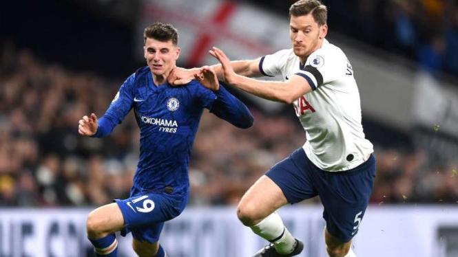 Duel Chelsea vs Tottenham Hotspur