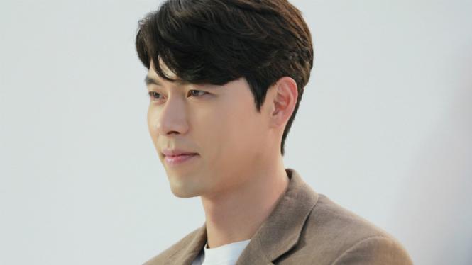 Hyun Bin.