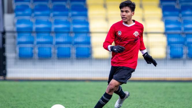 Pemain Garuda Select, David Maulana