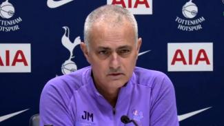 Tottenham Gagal Menang, Mourinho Sebut West Ham Beruntung