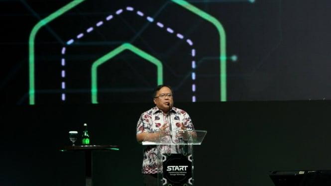Konferensi Teknologi Tokopedia START Summit 2020