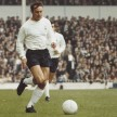 Mantan Striker Tottenham Hotspur, Jimmy Greaves (kiri)