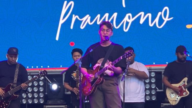 Ardhito Pramono di Love Fest 2020