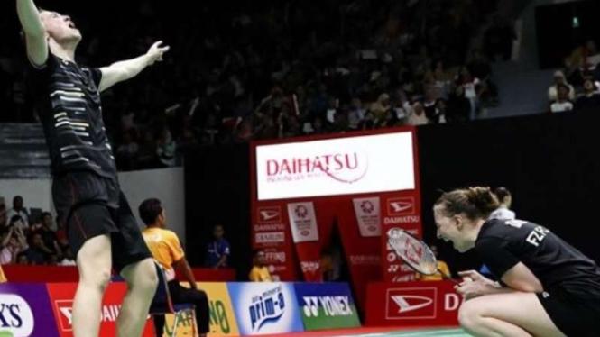 Ngeri, Penghancur Praveen/Melati Melesat ke Final Swiss Open 2021