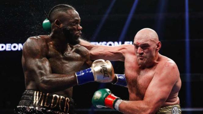Fury vs Welder