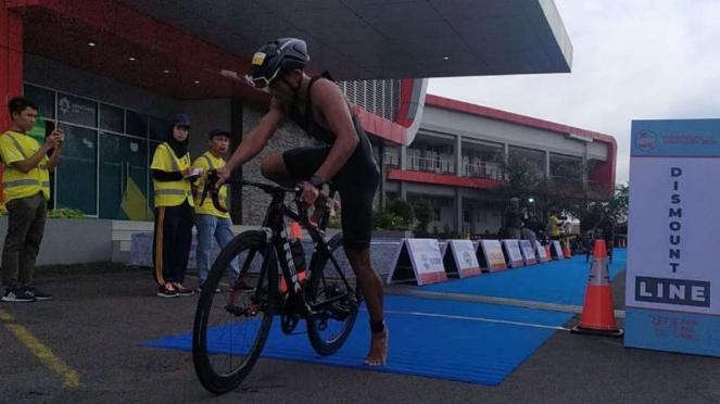 Palembang Triathlon 2020