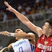 Duel Kualifikasi FIBA Asia 2021 antara Indonesia vs Filipina