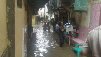 Banjir di Kebon Pala