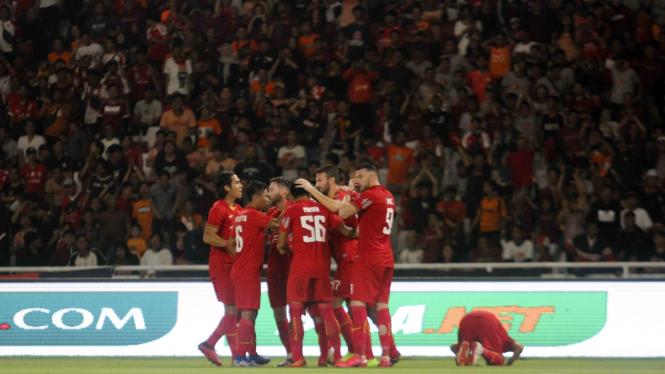 Persija Sikat Geylang FC 3-1