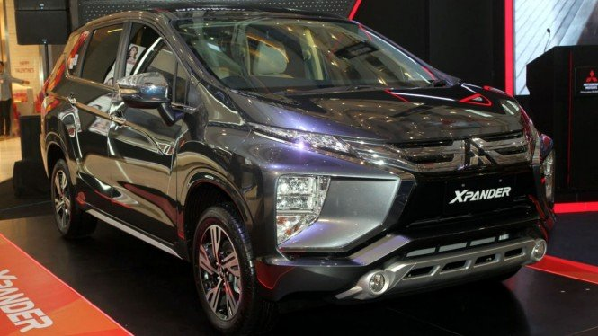 Mitsubishi Hadirkan Xpander Baru di Indonesia