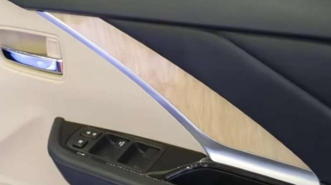 Door trim Xpander baru 2020.