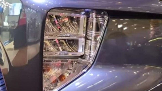 Lampu LED Xpander baru 2020.