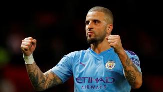 Bek Manchester City, Kyle Walker