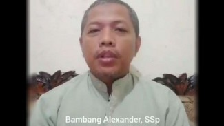 Bambang Alexander SSp (Sarjana Sperma).