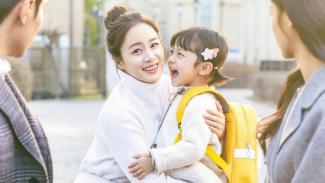 Kim Tae Hee dalam drama Hi Bye, Mama!