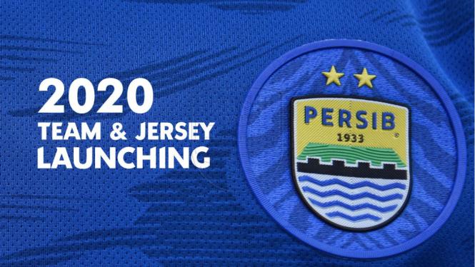 Launching Team & Jersey Persib Bandung 2020