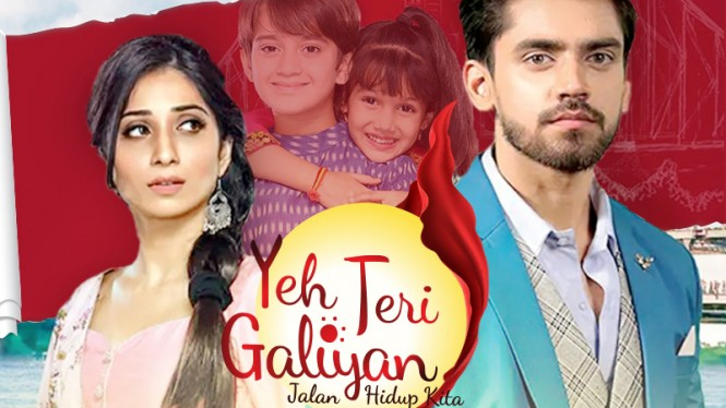 Serial India ANTV terbaru, Yeh Teri Galiyan.