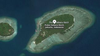 Pulau Sebaru, Kepulauan Seribu.