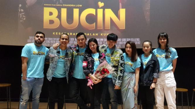 Para pemain film Bucin.