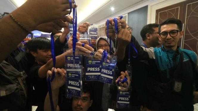 Forum Wartawan boikot launching tim & jersey Persib 2020
