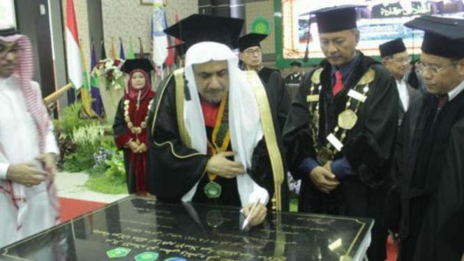 Muhammad Bin Abdul Karim Al-Issa.