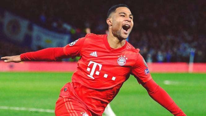 Penggawa Bayern Munich, Serge Gnabry