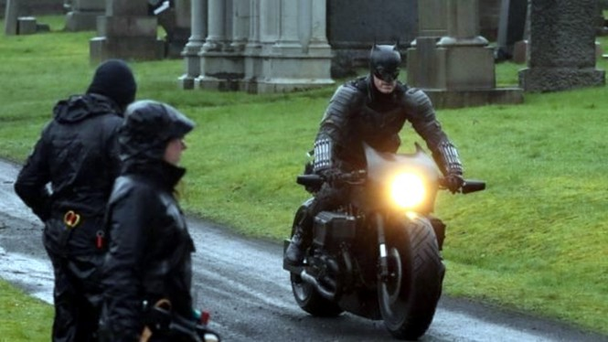 Motor baru Batman