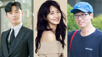 Park Seo Joon, Shin Min Ah, Yoo Jae Suk.